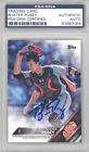 Buster Posey Autographed Signed 2016 Topps Opening Day Card Giants PSA #83963064