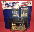 1989 Kenner Don Mattingly Wade Boggs One On One Sealed Starting Lineup