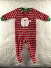 Carters Chritsmas Baby Clothes Santa Clause 12m Used