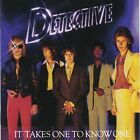 Detective ‎– It Takes One To Know One RARE CD! FREE SHIPPING!