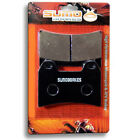 BMW Front High Performance Brake Disc Pads G 650 Xmoto [2007-2008-2009]