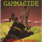 Gammacide ‎– Victims Of Science RARE CD! FREE SHIPPING!