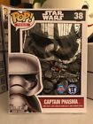 Funko Pop! Tees Star Wars Captain Phasma Size Large NYCC Exclusive NEW 250 LE