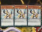 Yugioh x3 Symphonic Warrior Guitaar RATE/MP17 Common NM/Mint