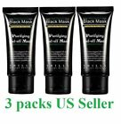 3x Shills Peel off face Masks Deep Blackhead Acne Cleansing Black MASK 50ML