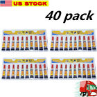Lot 40 Tubes of Super Glue Cyanoacrylate Adhesive in bunk USA SELLER
