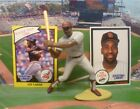 1990  JOE CARTER - Starting Lineup - SLU - Figure & Cards - SAN DIEGO PADRES