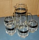 5 GLASSES BAR SET