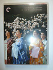 The Makioka Sisters DVD Japanese movie Kon Ichikawa Criterion Collection NEW