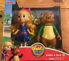 Disney Junior Goldie and Bear Set New and Factory Sealed Free Shipping in USA