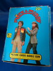 MORK AND MINDY - 1979 TOPPS HOBBY BOX (36) CLASSIC PACKS - ROBIN WILLIAMS ! LQQK