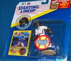 1991 STARTING LINEUP 78086 - VINCE COLEMAN * NEW YORK METS
