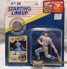 1991 Kelly Gruber Starting Lineup Superstar Kenner Special Edition w/Coin