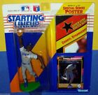 1992 DARRYL STRAWBERRY Los Angeles Dodgers Starting Lineup NM