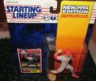 Starting Lineup 1994 Tommy Greene Philadelphia Phillies