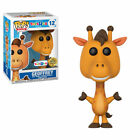 Geoffrey Giraffe Toys R Us Funko Pop Ad Icons Exclusive Flocked 12 Rare New Book