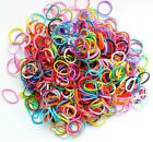 1000Pc Elastic Colorful Rubber Bands For Pet Dog Cat Hair Bow Grooming Accessory
