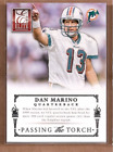 Dan The Man! Guide to the Top Ten Dan Marino Cards  16
