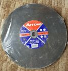 5 300mm Metal Cutting Saw Discs 20mm Bore x 3.5mm Flat Angle Grinder Disk