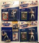 1988-1990 Starting Lineup lot MILWAUKEE BREWERS Vintage Robin Yount Paul Molitor