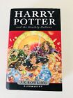 Harry Potter and the Deathly Hallows HB Original First Edition Bloomsbury UK