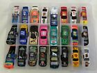 Lot of 48 Nascar 1 64 Scale Die Cast Cars Trucks w Case Pre Owned