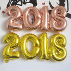 Lucky 2018 Number Foil Balloons Happy New Years Eve Party Home Decoration Hot