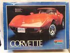Monogram 1:8 scale CORVETTE Model Kit...Please see Description