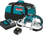 Makita Cordless Band Saw Tool Portable 18 Volt LXT Lithium Ion Variable Speed