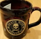 2015 Death Wish coffee camper mug new and mint Free shipping