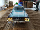 1 24 or 1 18 rotating police light kit for Diecast Mayberry style light