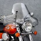 National Cycle Plexistar 2 Windshield Fairing Clear For 7/8
