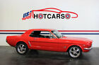 Ford Mustang This 289 Powered 1965 Ford Mustang Looks Classic in Red