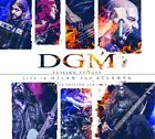 DGM - PASSING STAGES: LIVE IN MILAN AND ATLANTA  2 CD+DVD NEW+