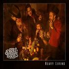 DIRTY THRILLS - HEAVY LIVING   CD NEW+