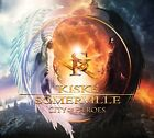 KISKE/SOMERVILLE - CITY OF HEROES  CD NEW+