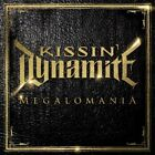 KISSIN' DYNAMITE - MEGALOMANIA (LTD.DIGIPAK)  CD NEW+