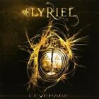 LYRIEL - LEVERAGE  CD NEW+