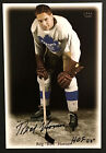 Autographed Red Horner Limited Edition Hockey Photo HOF Toronto Maple Leafs