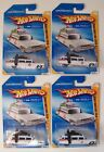 2010 Hot Wheels Ghostbusters Ecto 1 New Models Lot of 4 025