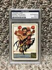 2011 TOPPS ALLEN GINTER MANNY PACQUIAO #262 SIGNED AUTO PSA SLABBED PROOF #2