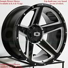 4 New 20 Wheels Rims for Infiniti QX56 QX80 QX4 Passport Montero 6862