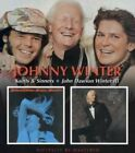 JOHNNY WINTER - SAINTS AND SINNERS/JOHN DAWSON WINTER III  CD NEW+