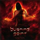 BURNING POINT - THE IGNITOR   CD NEW+