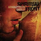 SPIRITUAL FRONT - ARMAGEDDON GIGOLO (LIMITED 2CD HARDCOVER-BUCH)  2 CD NEW+