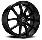 24 Lexani Gravity G Wagon Wheels Mercedes Benz G Class G500 G550 G55 G63 Black