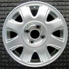 Chevrolet Aveo All Silver 14 inch OEM Wheel 2004 2005 96534926