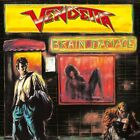 VENDETTA - BRAIN DAMAGE (RE-RELEASE)   CD NEW+