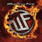 WHEELS OF FIRE - UP FOR ANYTHING  CD NEW+