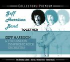 GEFF BAND HARRISON - TOGETHER & GEFF HARRISON & THE BONUS EDITION   2 CD NEW+